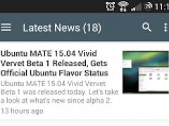 WebUpd8 - Ubuntu / Linux News 3.1.1 Screenshot