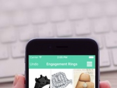 Wedding and Engagement Rings Catalog 1.0 Screenshot