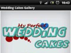 Wedding Cakes Gallery 1.2 Screenshot