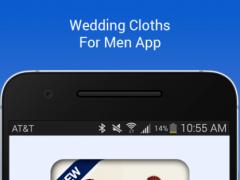 Wedding Cloths For Men 1.0 Screenshot