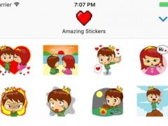 Wedding Couple Stickers! 1.0 Screenshot