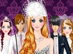 Wedding Dress Up and Wedding Day Makeover for Girls 1.0 Screenshot