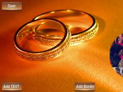 Wedding Frames for Photos 1.1 Screenshot