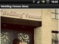 Wedding Venues Ideas 1.0 Screenshot
