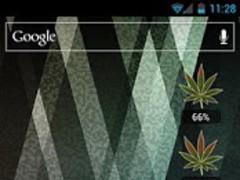 Weed Battery Widget 1.0 Screenshot