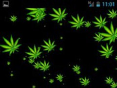 Weed Cosmos Live Wallpaper 1.0 Screenshot