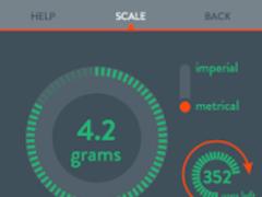 Weed scale 1.0 Screenshot