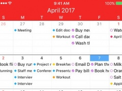 Week Agenda + Todo List | WeekUp Calendar 1.0.4 Screenshot