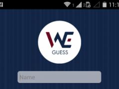 WeGuess 14.0 Screenshot