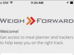 Weigh Forward 1.2 Screenshot