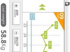 WeightPad 1.1 Screenshot