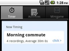 WeiWatch : Multiple Timer 1.0.2 Screenshot
