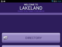 Welcome Guides Lakeland 1.2.1 Screenshot
