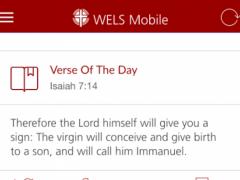 WELS Mobile 2.6.4 Screenshot