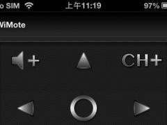 WeMote 1.0 Screenshot