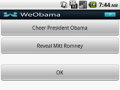 WeObama 2.0 Screenshot