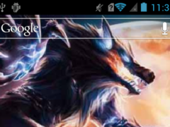 Werewolf and bloodmoon LWP 2.0 Screenshot