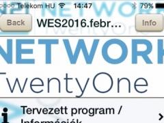 WES 2016.február-Veszprém 1.3 Screenshot