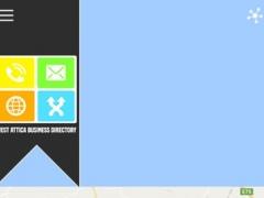 West Attica Business Directory 1.0 Screenshot