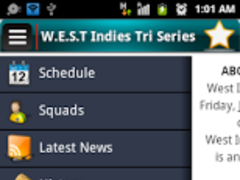 West Indies Tri Series 2013 1.19 Screenshot