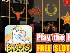 Western Town Slots - Play Free Casino Slot Machine! 1.0 Screenshot