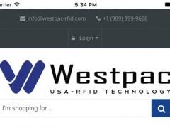 Westpac-RFID 2.0 Screenshot