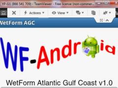 WetForm GP 1.17 Screenshot