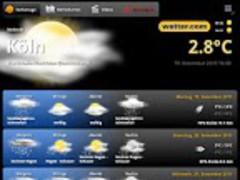 wetter.com Weather HD 1.1 Screenshot