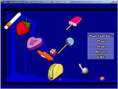 WetTest 20050819v Screenshot