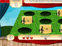 Whack A Note (Music Reading Game) 1.0 Screenshot