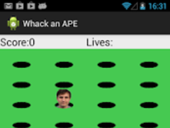 Whack an APE 1.0 Screenshot