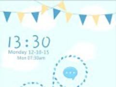 Whale GO Locker Reward Theme 1.00 Screenshot