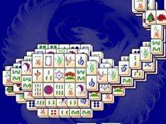 Whale Mahjong Solitaire 1 Screenshot