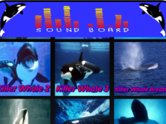 Whale Orca Soundboard 1.0 Screenshot