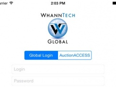WhannTech Global 1.0.0 Screenshot