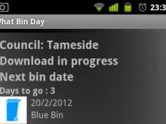 What Bin Day Wiltshire 1.3 Screenshot