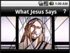 What Jesus Says 1.4 Screenshot