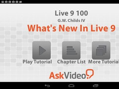 What's New In Live 9 1.0 Screenshot
