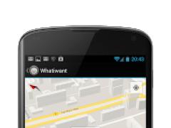 Whatiwant - compass 1.2 Screenshot
