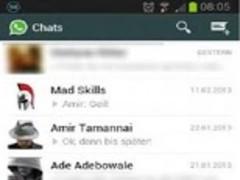 Whatsapp Plus! 1 Screenshot