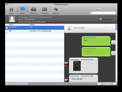 WhatsApp Pocket for Mac 6.4.0 Screenshot