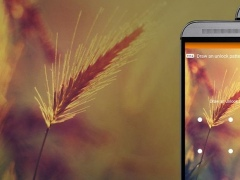 Wheat Plant App Lock Theme 1.1 Screenshot