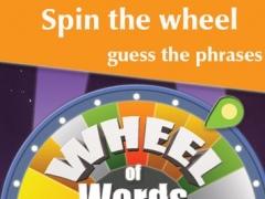 Wheel of words 1.0 Screenshot