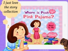 Where is Pooh's Pink Pajama? for Children by Story Time for Kids 1.0 Screenshot