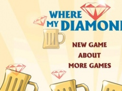 Where's my diamonds 1.0 Screenshot