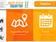 Where to Go in Tagaytay 3.0 Screenshot
