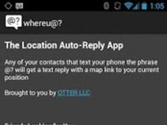 Where You @? - (Auto Locator) 1.0.11 Screenshot