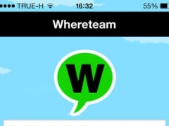 WhereTeam 1.4 Screenshot