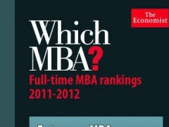 Which MBA? 2011-12 from The Economist 3.1 Screenshot