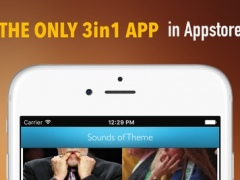 Whistle Sounds and Wallpapers: Theme Ringtones and Alarm 1.0 Screenshot